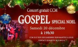 Concert Gospel Spécial Noël